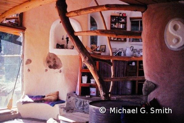 Cob Cottage - Cob home