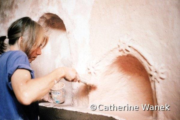 Clay alis natural paint