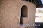 Clay plaster natural building technique by Michael G. Smith