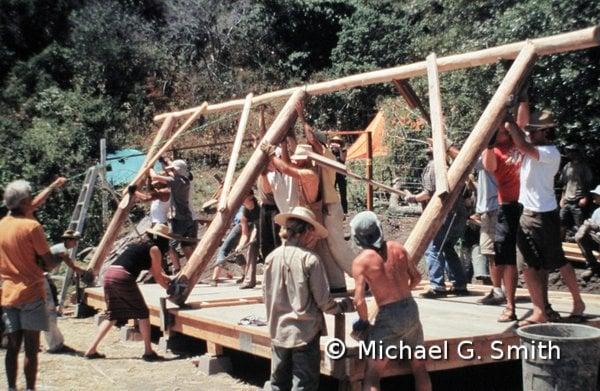 Timber frame 03