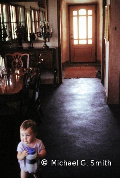 Earthen floor by Colin Gillespie